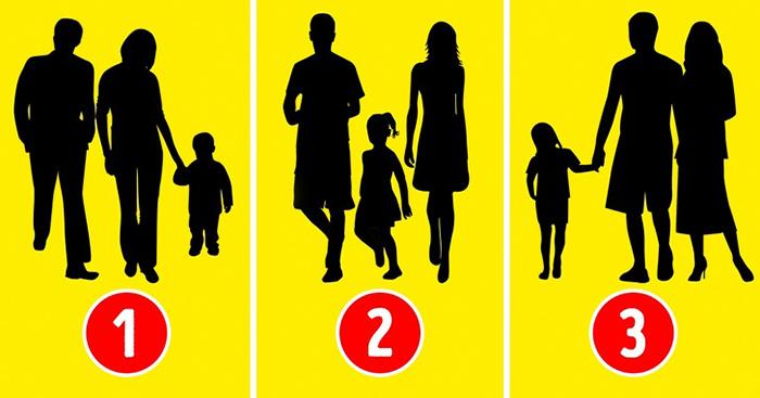 کدام خانواده واقعی نیست؟