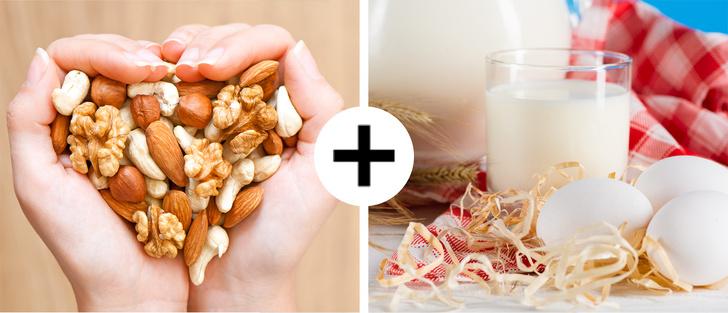 درمان میگرن با مواد غذایی حاوی منیزیم