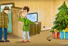 معمای شب کریسمس