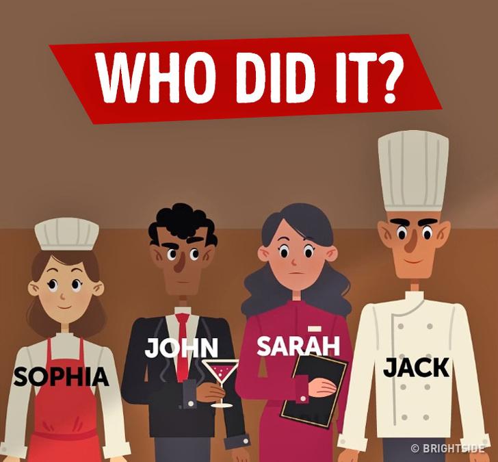 چه کسی آقای جیمز را کشته؟