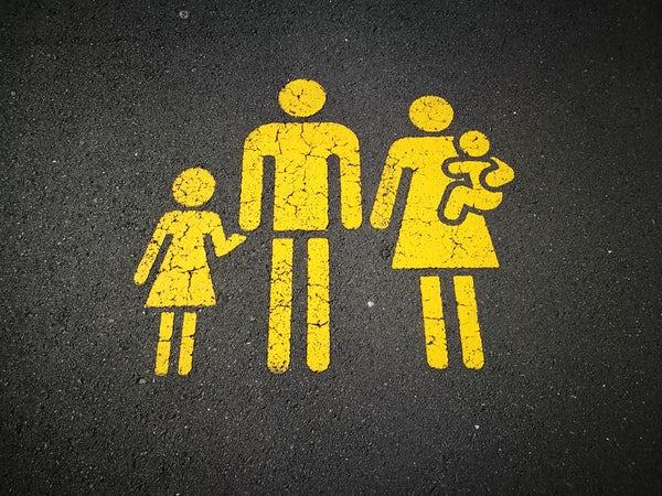 خانواده یعنی عشق، یعنی جریان زندگی