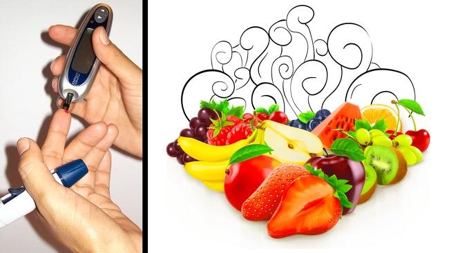 دیابت - بوی میوه