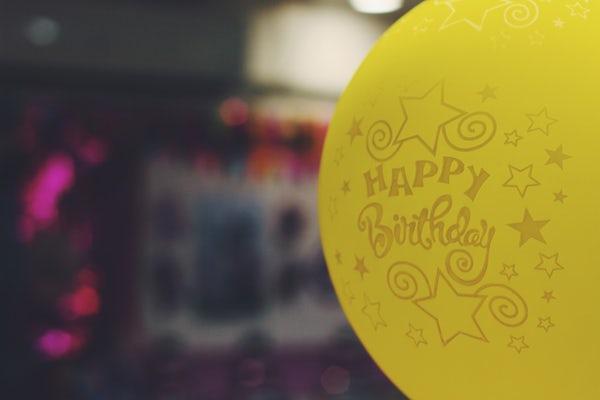 متن کارت دعوت تولد کودکانه، نوجوان و بزرگسال
