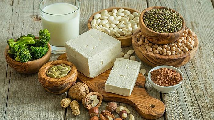 بهترین منابع پروتئین گیاهی جایگزین گوشت برای ورزشکاران و گیاهخواران