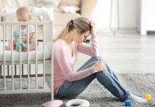 علائم و درمان افسردگی پس از زایمان