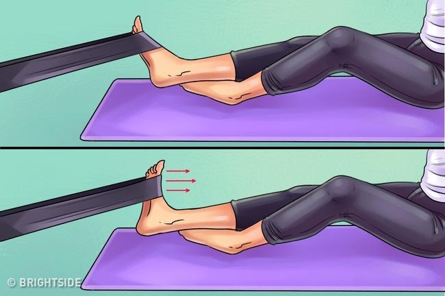 ورزش برای زانو درد : تمرین مقاومت