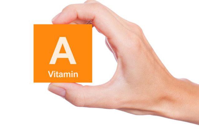 خواص ویتامین A
