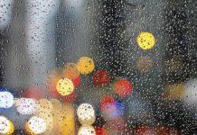 انشاهای زیبا و ادبی درباره باران