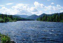 انشا درباره رودخانه از زبان خودش