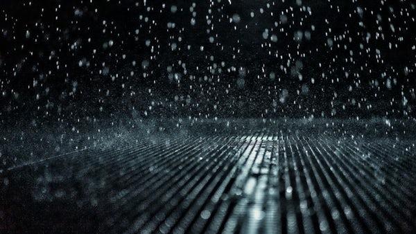 انشا در مورد بوی خاک پس از باران و صدای بارش باران