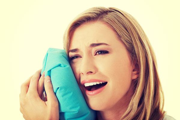 درمان سریع درد دندان عقل