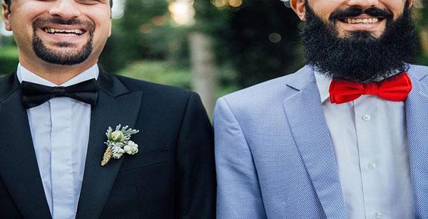 ست کردن لباس آقایان
