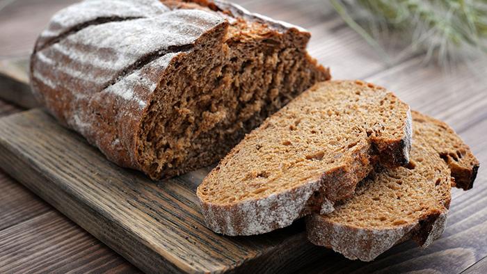عکس و طرز تهیه نان چاودار