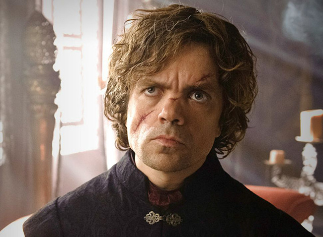 پیتر دینکلیج در سریال بازی تاج و تخت