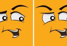 نگاه کدام چهره مشتاق تر است؟