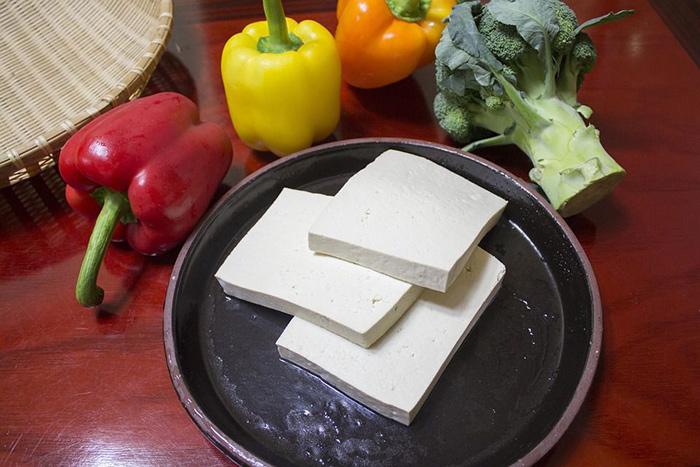 طرز تهیه توفو (پنیر سویا) در منزل