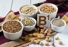 منابع غذایی ویتامین B1