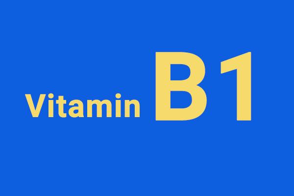 خواص ویتامین B1، ویتامین ب1 برا چی خوبه