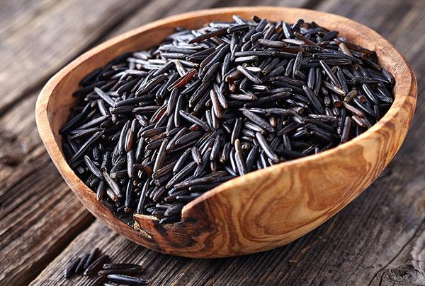 خواص برنج وحشی چیست؟