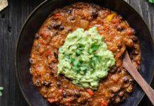 طرز تهیه خوراک مکزیکی تاج خروس