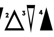 مثلث مورد علاقه ی شما کدام است؟