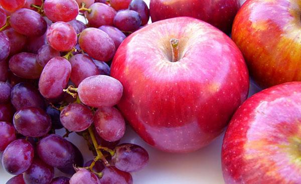میوه های سرشار از ویتامین B2