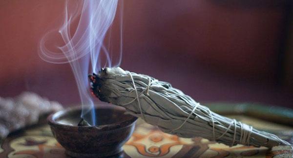 نحوه سوزاندن مریم گلی