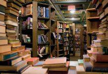 انشا در مورد کتاب از نگاه کتابفروش