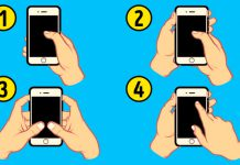طرز گوشی دست گرفتن شما چگونه است؟