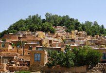 انشا درباره خانه های کاهگلی روستایی