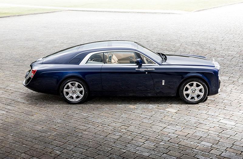 عکس گران قیمت ترین ماشین جهان : رولز رویس سوپتیل