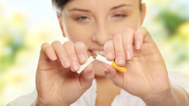 پوست صورت بعد از ترک سیگار