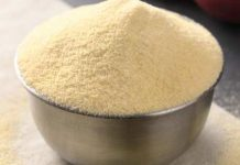آرد سمولینا چیست؟