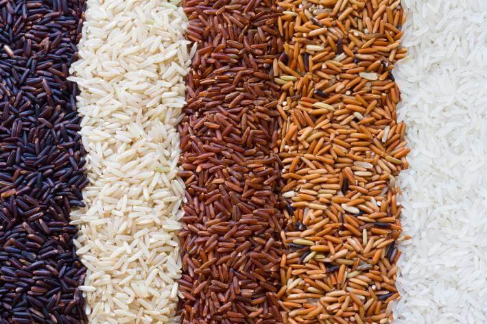 سالم ترین نوع برنج