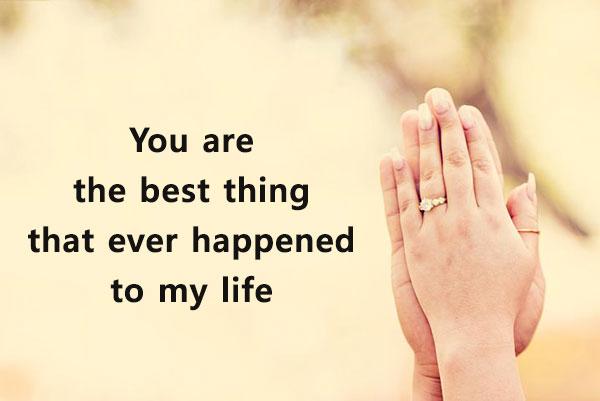 تو بهترین اتفاق زندگیمی