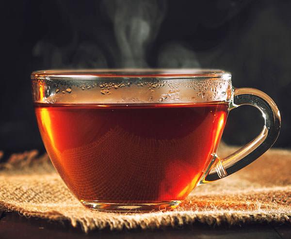 طبع چای سیاه گرم است یا سرد؟