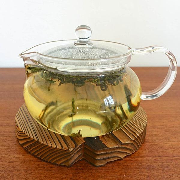 بگذارید چای دم بکشد