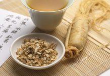 طرز تهیه دمنوش چای جینسینگ