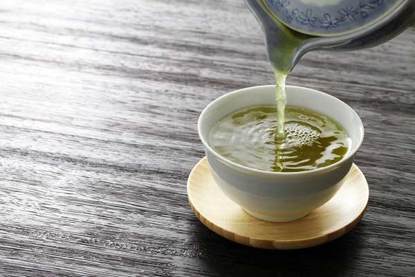 طرز تهیه چای سبز برای لاغری