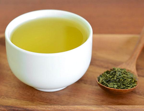 طرز تهیه چای سبز خوشمزه