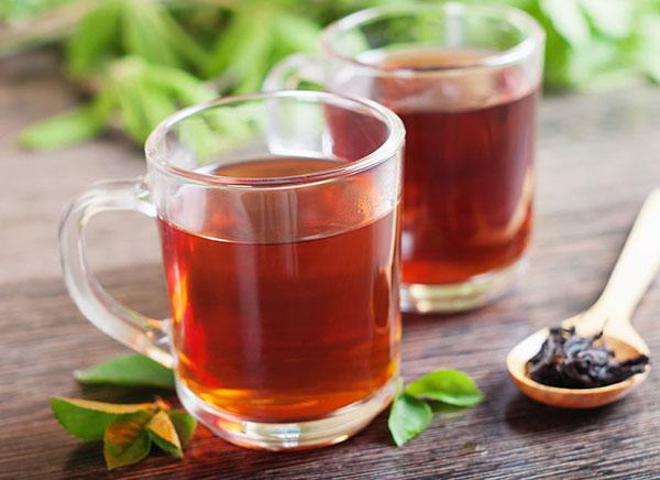 طرز تهیه چای سیاه