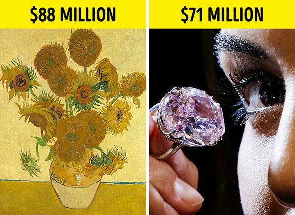 گلدانی با 15 گل آفتابگردان اثر ون گوگ