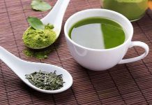 چای سبز را با چی و چه موفع بخوریم؟
