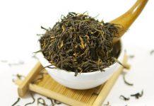 مقدار کافئین چای سبز