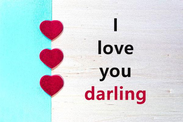 کلمات عاشقانه انگلیسی با معنی فارسی