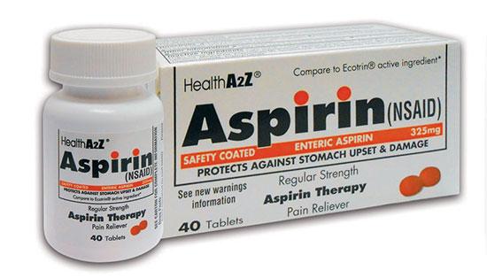 آسپرین چیست؟