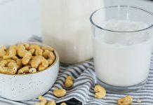 طرز تهیه شیر بادام هندی و ارزش غذایی آن