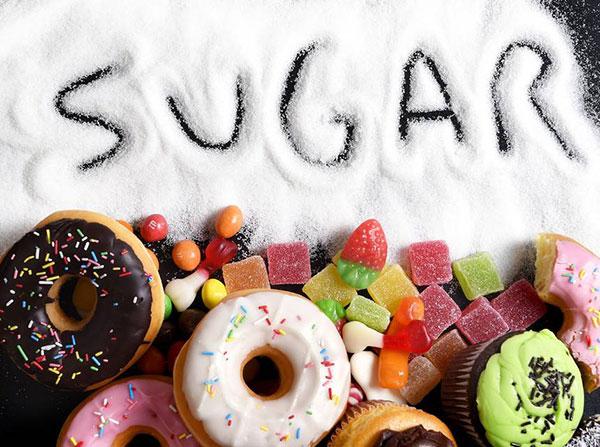 تاثیر شکر بر چاقی و افزایش وزن