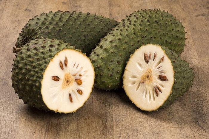 خواص میوه ساپادیل یا سورسوپ