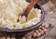 خواص و روش ساخت ماسک آرد نخودچی